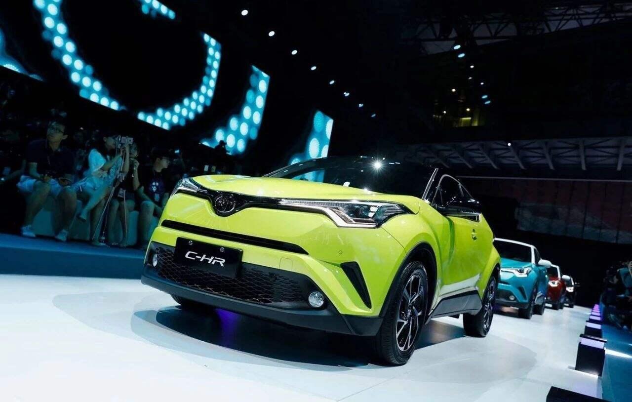 """广汽丰田C-HR:不做中国市场的""""差不多先生"""""""