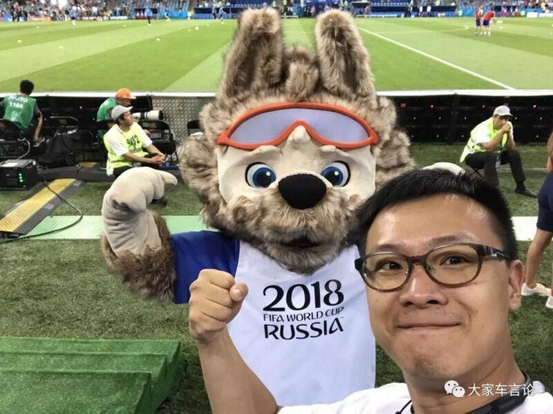 中国车和中国足球都不强,可我爱得义无反顾