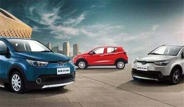 11月销量最高的10款纯电动车:北汽EC、元EV和江铃E200占前...