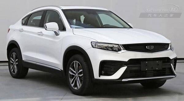 新车谍报:吉利FY11插电混动版轿跑SUV曝光,纯电续航80公...