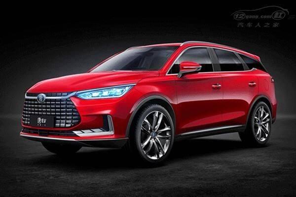 新车快报:比亚迪唐EV600配置信息曝光,26万元能入手吗?