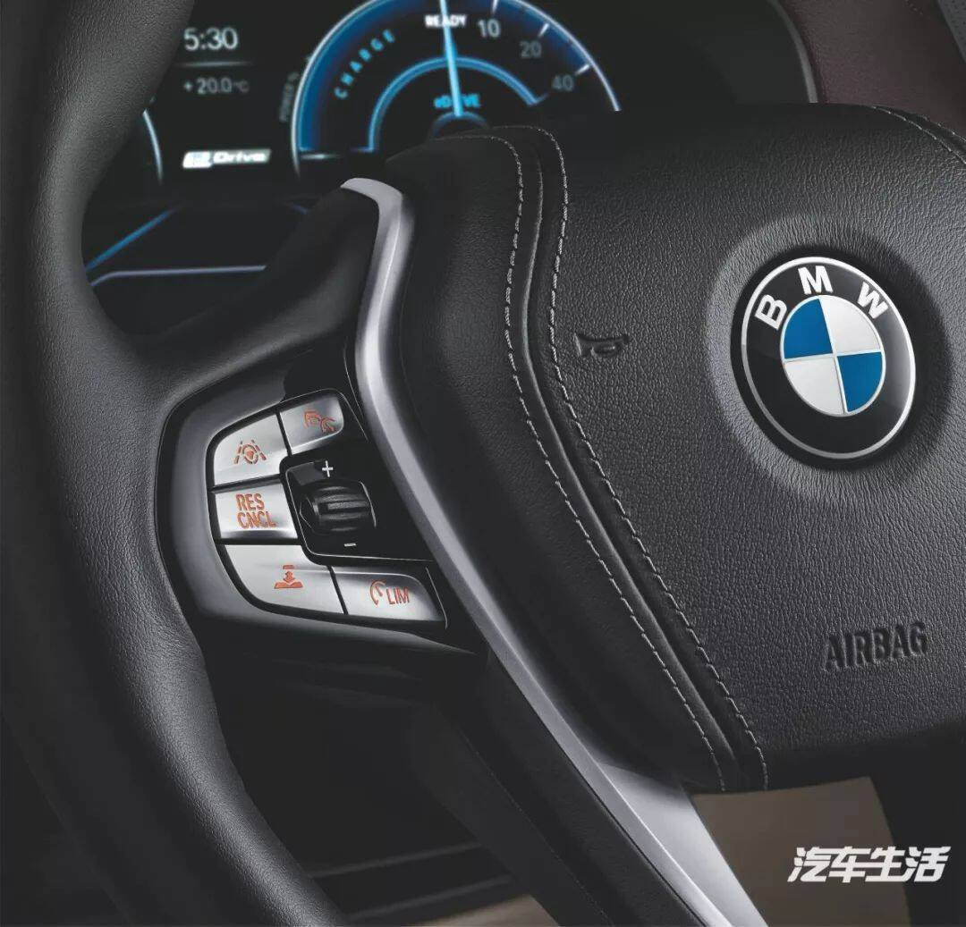 BMW新能源家族再度壮大,这次来的5系插电混动朝舒适性进化
