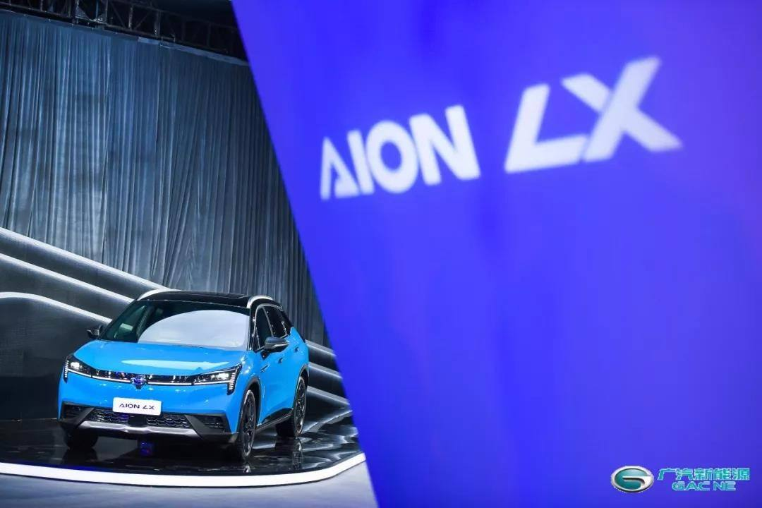 """广汽新能源的""""破板行动"""": Aion LX 自信抡锤"""