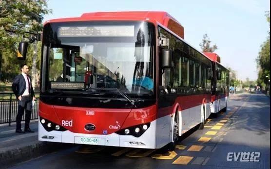 获欧洲最大订单 比亚迪纯电动大客车累计销量全球第一