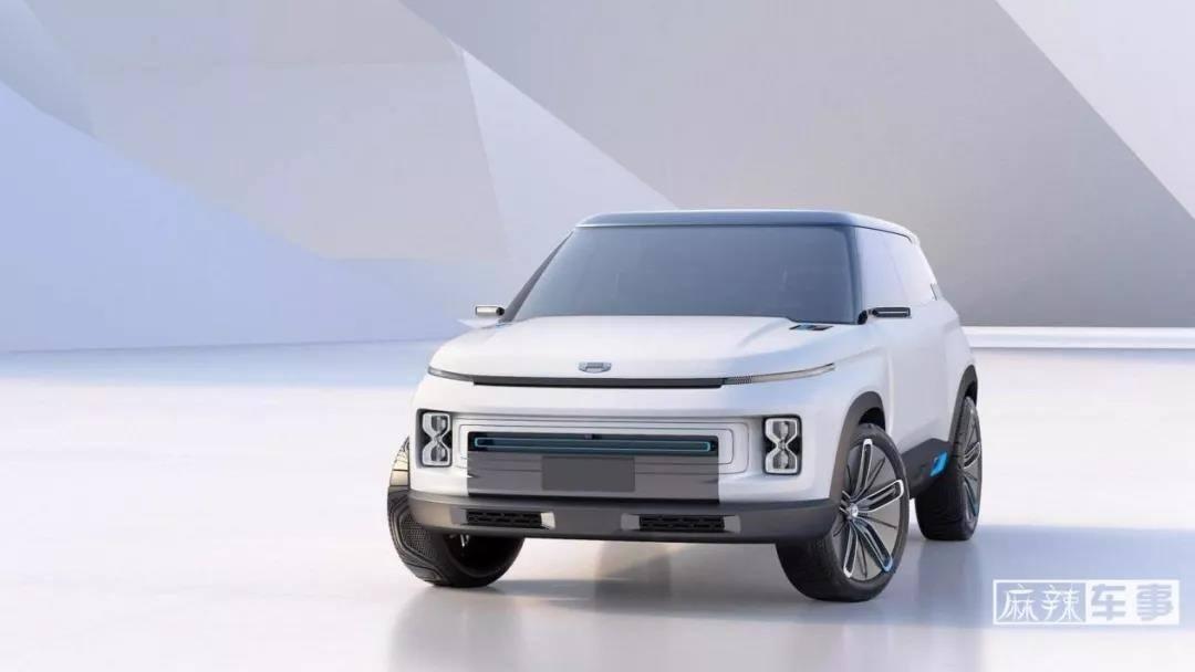 吉利icon,一辆从未来开来的汽车