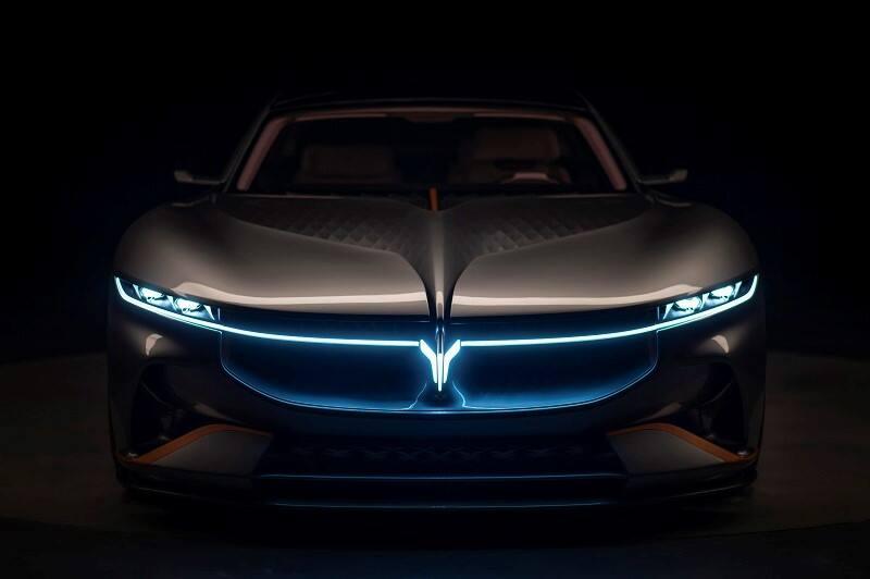 岚图品牌战略发布 首款概念车VOYAH i-Land亮相