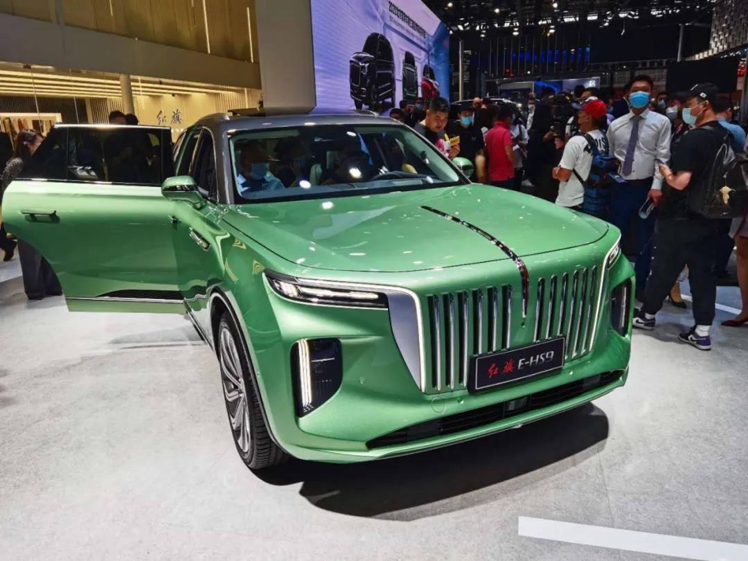 北京车展 | 细数十大纯电动车,最快2.8秒破百