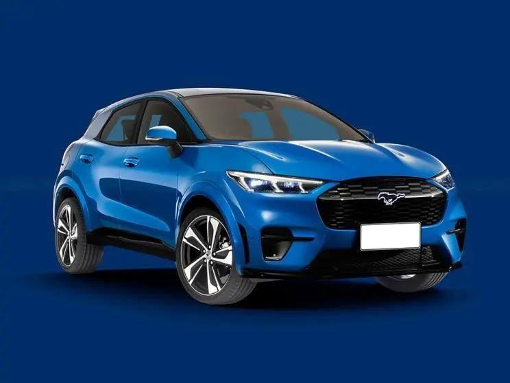 福特Mustang品牌第二款车 MEB平台打造 预计2023年推出