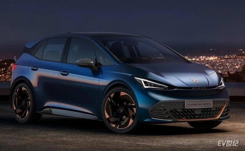 根据MEB平台打造 西雅特电动车Born将在下半年生产